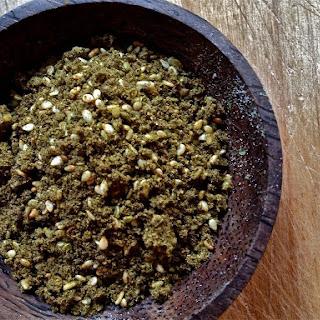 Zaatar Spice Recipes.