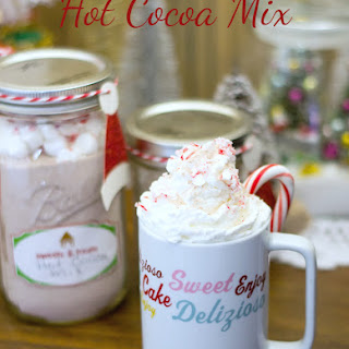 Homemade Instant Hot Cocoa Mix #4