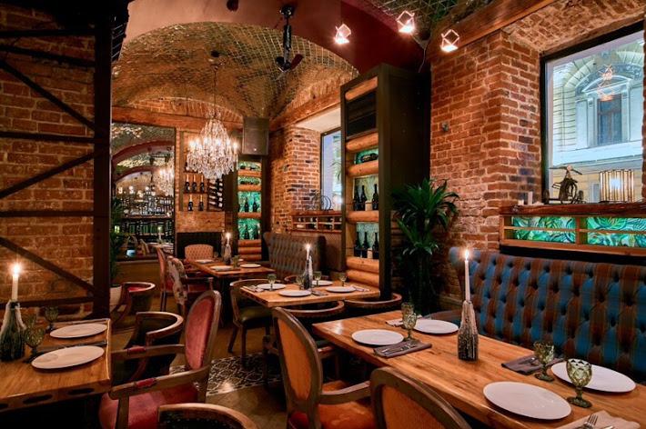 Фото №7 зала Ресторан