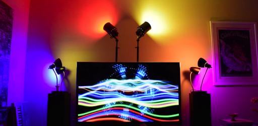 Light Dj Light Shows For Hue Lifx Amp Nanoleaf Apps On