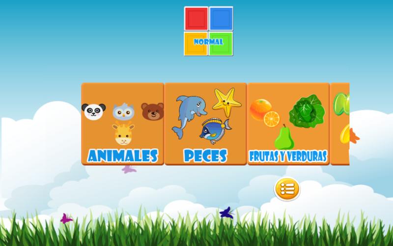 Скриншот Memorice