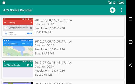 ADV Screen Recorder  screenshots 9