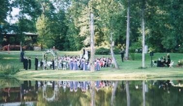 Photo: Pond House - Starr,SC ~ www.WeddingWoman.net