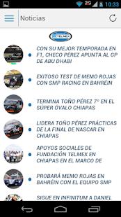 Escudería Telmex - náhled