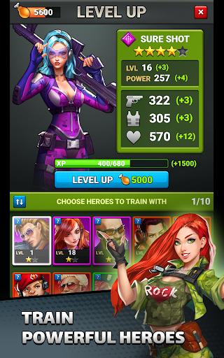 Puzzle Combat screenshots 10