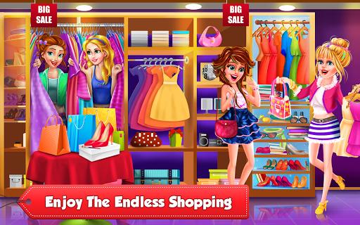 Shopping Mall Girl Cashier Game 2 - Cash Register  screenshots 2