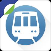 DC Metro Washington Map&Route