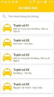 Da Nang Bus - Xe buýt Đà Nẵng screenshot