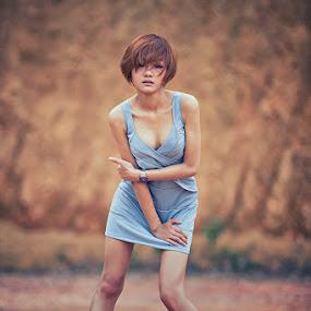 by Nalson Chong - People Fashion ( girl, lady, fashion photography, women, portrait,  )