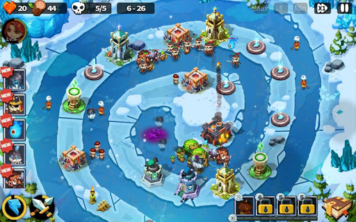 Hero Defense King 1.0.3 screenshots 9