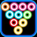 Glow Bubbles Shoot icon