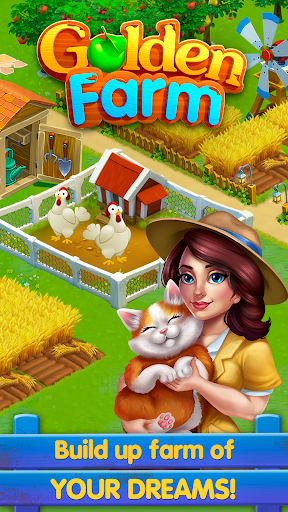 Golden Farm : Idle Farming Game for Android apk 1