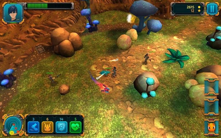 android Slugterra: Dark Waters Screenshot 13