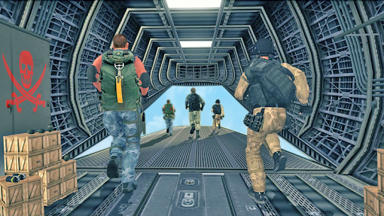 Border War Army Sniper 3D 1.0 Mod APK Updated Android 1