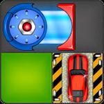 RoboPark: Car Parking Puzzle, Pushing Sokoban Game Icon