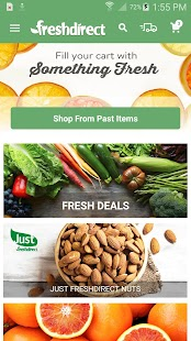 FreshDirect- screenshot thumbnail
