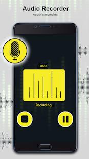 Audio Recorder-Record voice notes&audio converter for PC / Windows 7