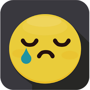 😭 Sad Stickers for WhatsApp ( WAStickerApps ) 😭 Screenshot