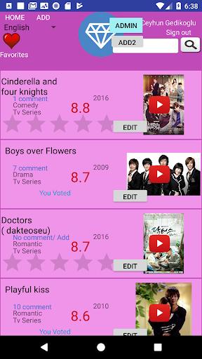 Korean Movies and Tv Series - Kdrama 2.16 screenshots 3
