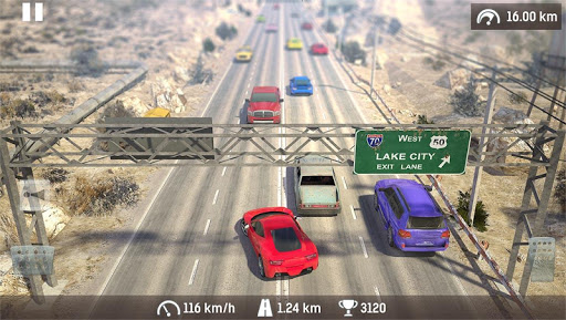Traffic: Illegal & Fast Highway Racing 5 1.91 screenshots 23