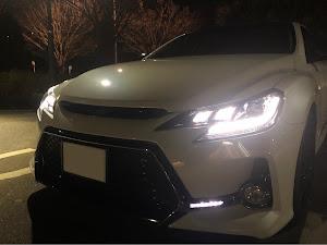 """マークX G's  CARBON ROOF Ver.""""のライトのカスタム事例画像 KURUさんの2019年01月03日12:30の投稿"""