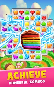Cookie Jam Match 3 Games Mod Apk (Unlimited Coins, Lives, Extra Moves) 3