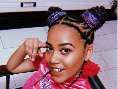 Sho Madjozi booked off after sibling's passing