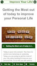 Improve Personal Life - How To Be Happy In Life? screenshot thumbnail