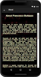Francesco Buttazzo - (Songs+Lyrics) - náhled