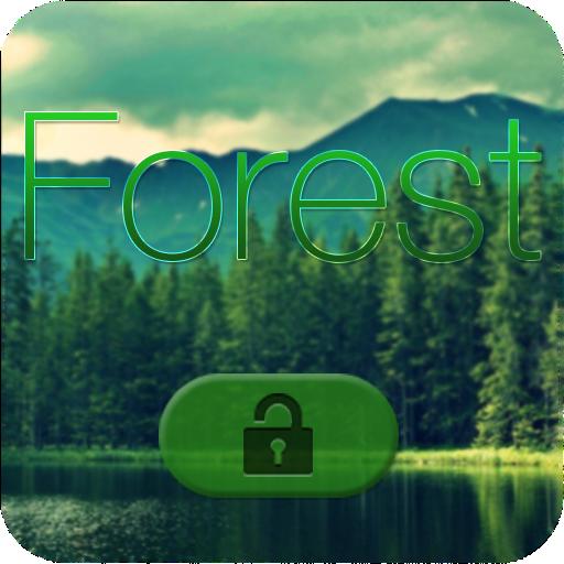 Тема Forest для GoLocker 個人化 App LOGO-硬是要APP