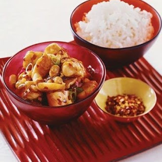 Weight Watchers Kung Pao Chicken