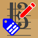 Classical Music Tagger (open source, ad-free) icon