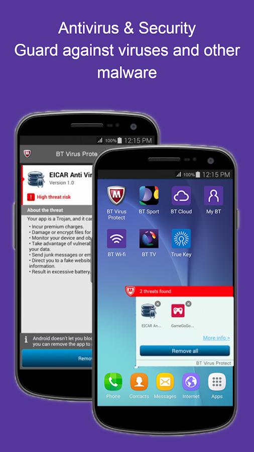 Anti Virus App Android Mobile