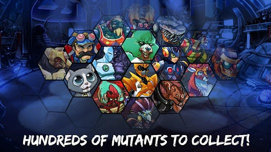 Mutants Genetic Gladiators Apk Download For Android and Iphone Mod Apk 5