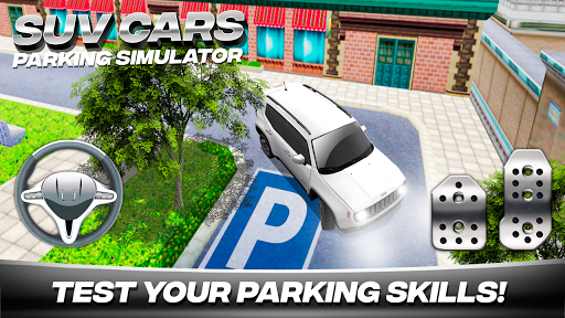 SUV Car Parking Simulator 1.0 screenshots 2