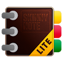 SkinnyNote Notepad Lite icon