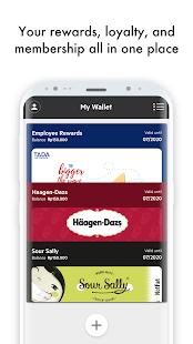 TADA Wallet - náhled