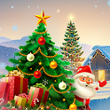 Christmas Hidden Object: Xmas Tree Magic icon