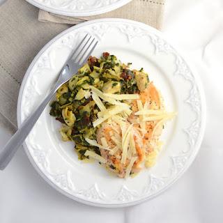 Spinach Artichoke Chicken.