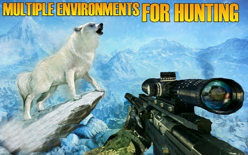 Wolf Hunting Adventure - 3D- screenshot thumbnail