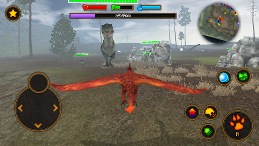 Clan of Pterodacty screenshot 11