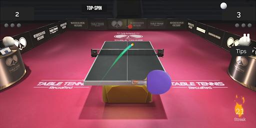 Table Tennis ReCrafted! apktram screenshots 12