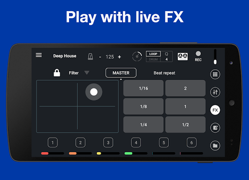 Remixlive - drum & play loops 3.3.5 screenshots 5