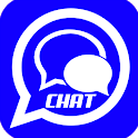 الوتس الازرق الحديث Chat Plus icon