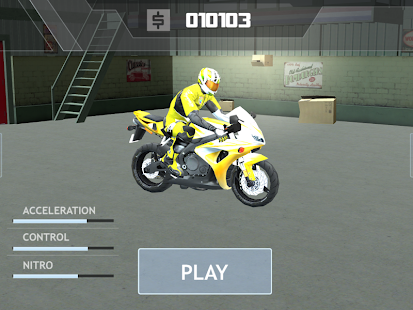 SUPER BIKE RACERS 3D screenshot 6