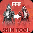 FFF : FF Skin Tool, Emote, Elite Pass, Free Skin