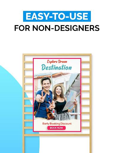 Poster Maker Flyer Maker Graphic Design App 28.0 Apk for Android 12