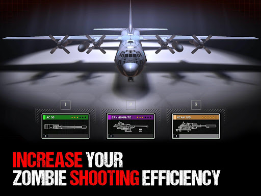 Zombie Gunship Survival apkslow screenshots 7