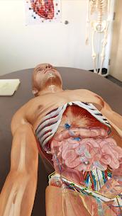 Atlas de anatomía humana 2018 APK 3