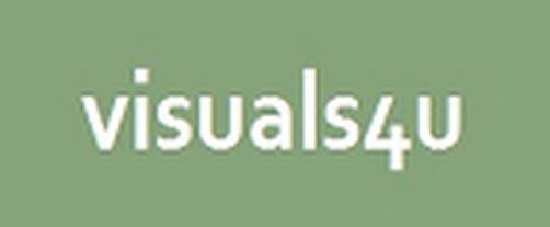 visuals4u logo